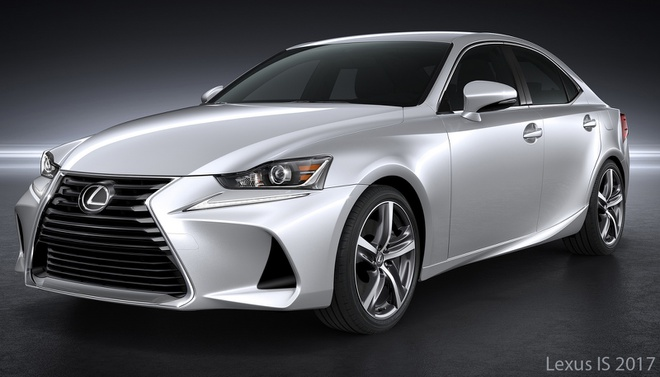 Lexus IS 2017 anh 9