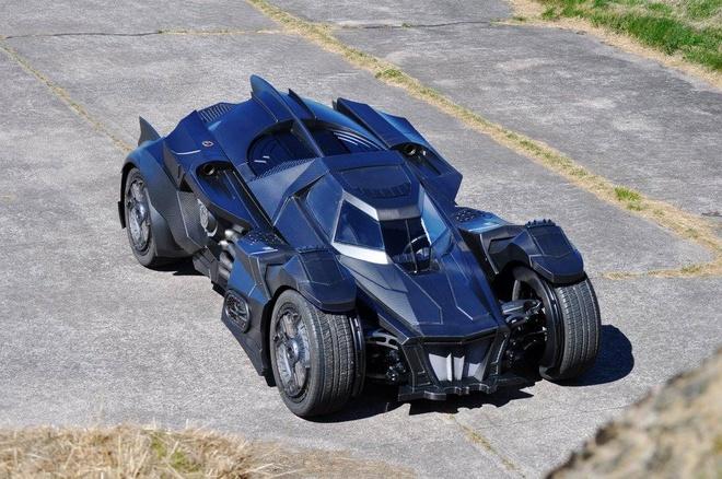 Chi tiet Batmobile do dong co Lamborghini 560 ma luc hinh anh 5