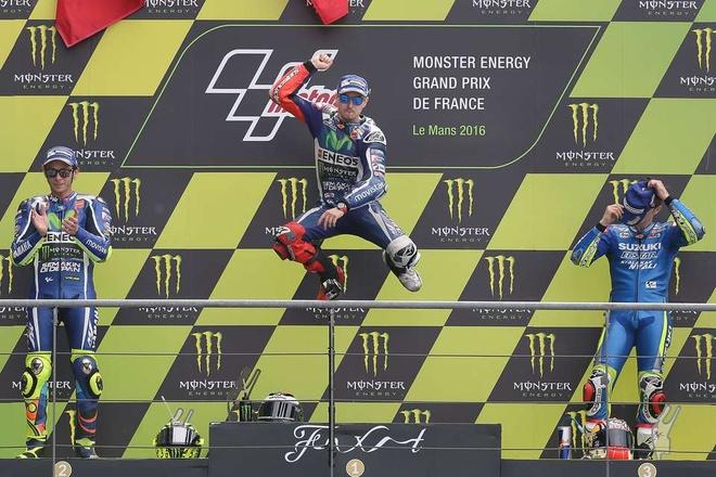 MotoGP 2016 chang 5: Yamaha chien thang thuyet phuc hinh anh 3