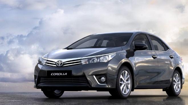 Toyota trinh lang Corolla Altis 2016 tai Viet Nam hinh anh