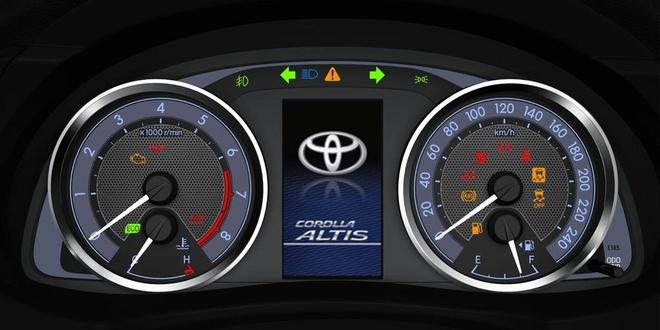 Toyota trinh lang Corolla Altis 2016 tai Viet Nam hinh anh 1