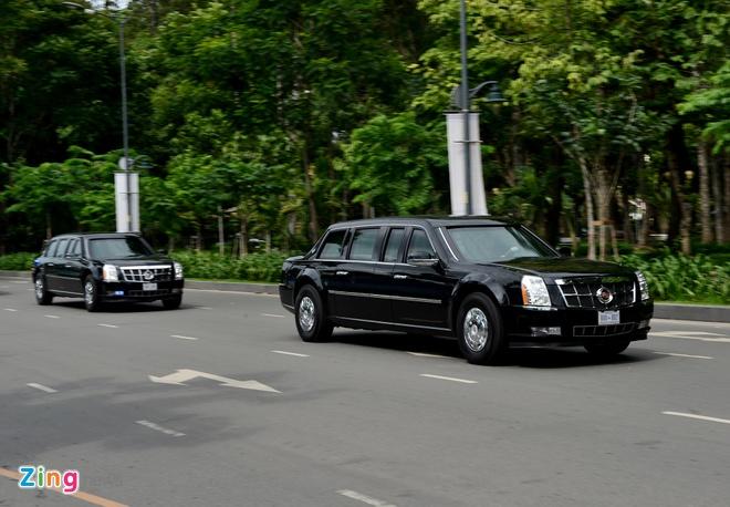 9 diem dac biet ve Cadillac One cua Tong thong Obama hinh anh 3