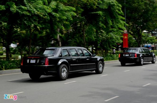 9 diem dac biet ve Cadillac One cua Tong thong Obama hinh anh 5