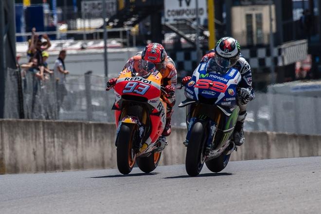 MotoGP 2016 chang 6: Lorenzo chien thang nghet tho hinh anh