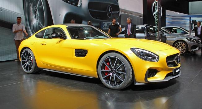 Ban coupe GT manh nhat cua Mercedes sap ra mat hinh anh