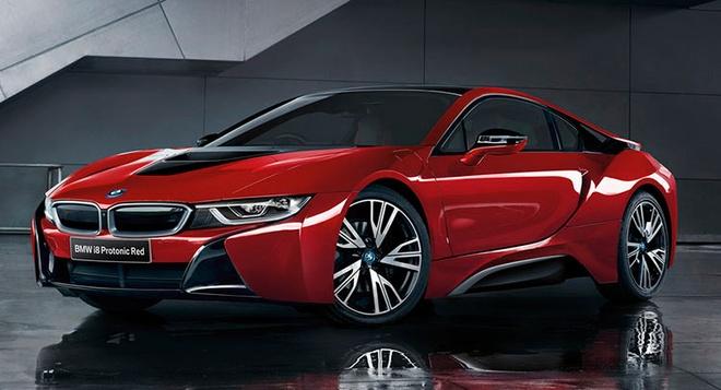 BMW i8 phien ban dac biet danh rieng cho thi truong Nhat hinh anh
