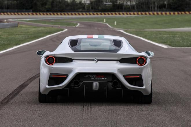 Ferrari ra mat sieu xe 458 Speciale ban dac biet hinh anh 4