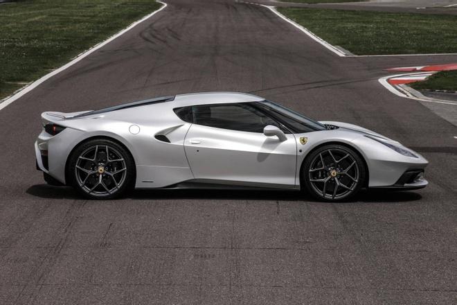 Ferrari ra mat sieu xe 458 Speciale ban dac biet hinh anh 3