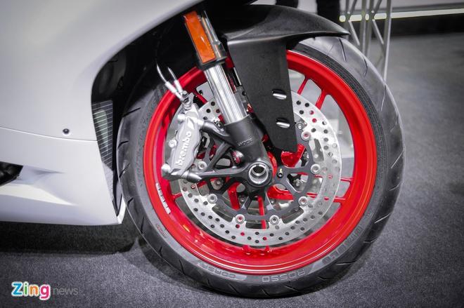 Chi tiet sieu moto Ducati 959 Panigale tai Ha Noi hinh anh 6