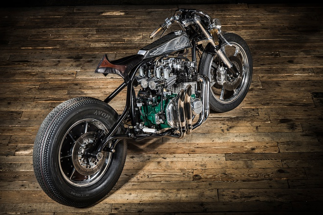Moto do ham ho tu dong co Kawasaki Z1000ST hinh anh 4