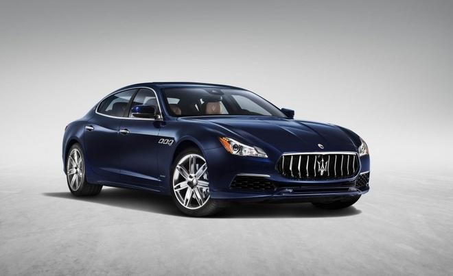 Doi thu cua Mercedes S-Class tu Maserati co ban nang cap hinh anh 3