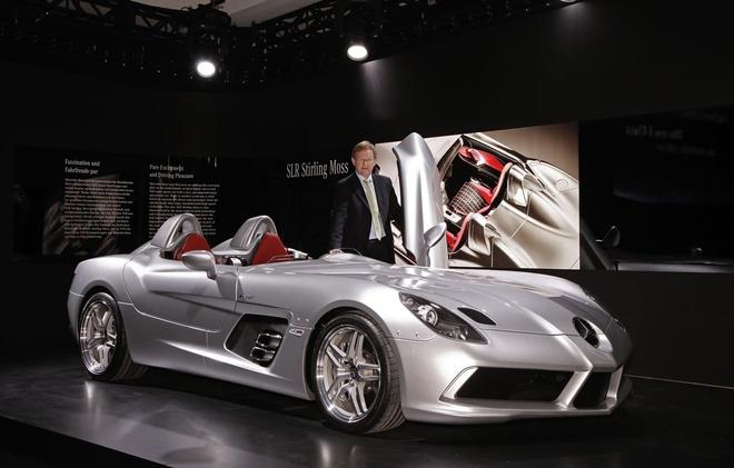 Sieu xe Mercedes-Benz cu gia gan 4 trieu euro hinh anh 6