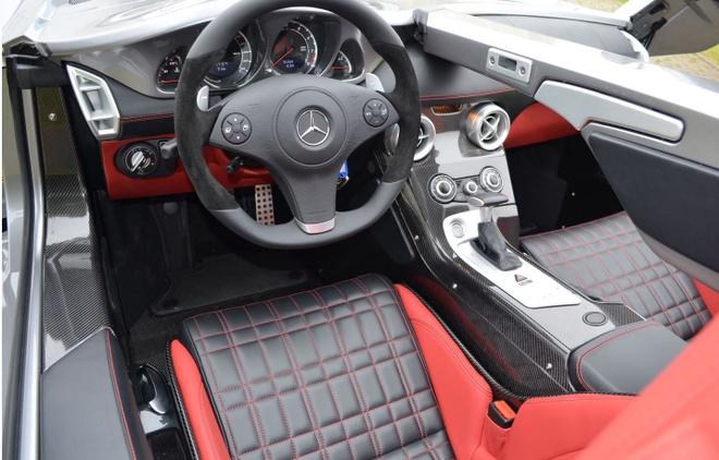 Sieu xe Mercedes-Benz cu gia gan 4 trieu euro hinh anh 4