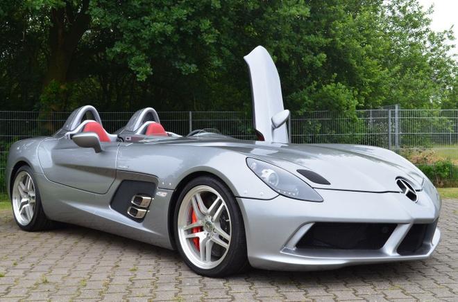 Sieu xe Mercedes-Benz cu gia gan 4 trieu euro hinh anh 1