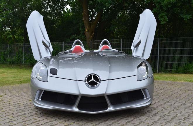 Sieu xe Mercedes-Benz cu gia gan 4 trieu euro hinh anh
