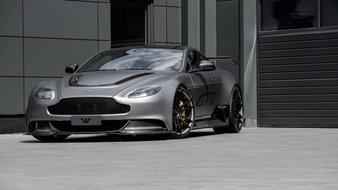 Xe the thao hang hiem Aston Martin do doc dao hinh anh 1