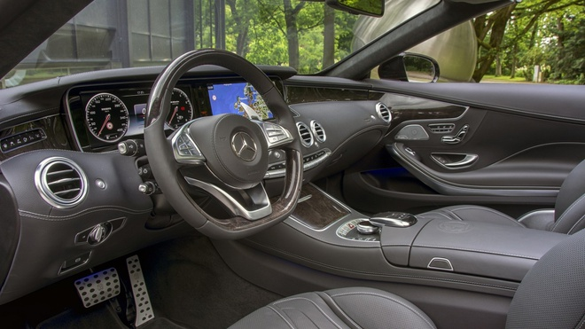 Mercedes-AMG S63 Cabriolet do cong suat anh 5