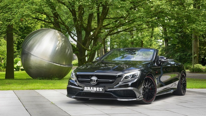 Mercedes-AMG S63 Cabriolet do cong suat anh 1