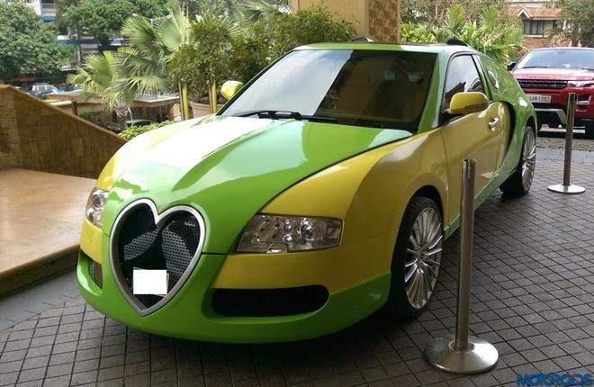 Honda Accord do cam hung sieu xe Bugatti Veyron hinh anh