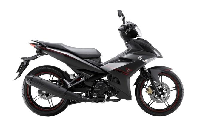 Yamaha Exciter 150 mau nham den anh 1