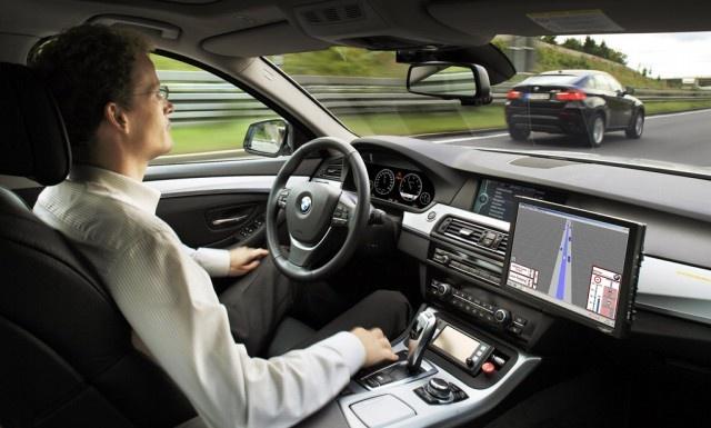BMW, Intel va Mobileye hop tac san xuat xe tu lai hinh anh