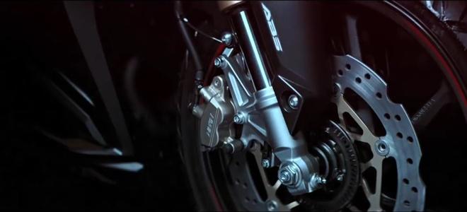 Honda CBR250RR 2016 lo dien tai Indonesia hinh anh 3