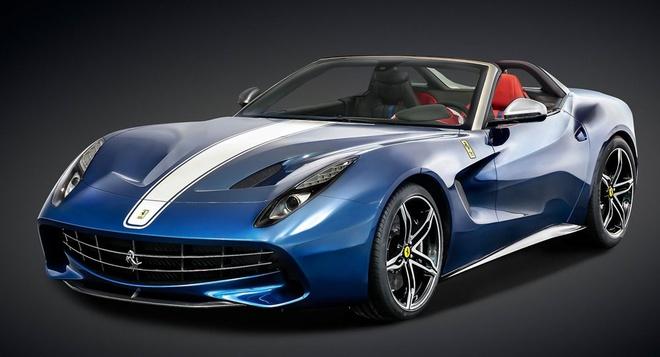 Loat sieu xe Ferrari mui tran dung dong co V12 hinh anh 4