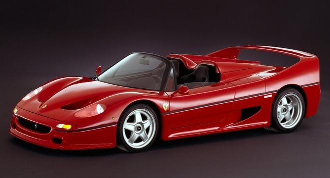 Loat sieu xe Ferrari mui tran dung dong co V12 hinh anh 5