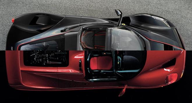 Loat sieu xe Ferrari mui tran dung dong co V12 hinh anh