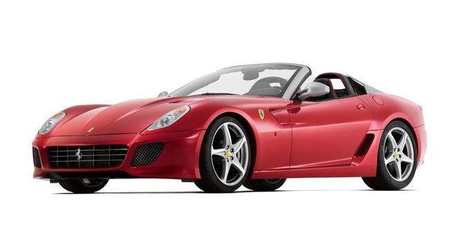 Loat sieu xe Ferrari mui tran dung dong co V12 hinh anh 3