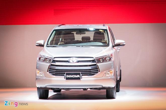 Toyota Innova 2016 ra mat tai Viet Nam, gia tu 793 trieu hinh anh 2