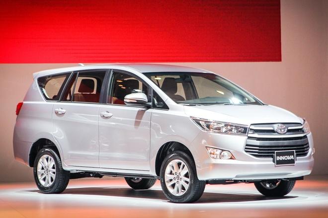 Toyota Innova 2016 ra mat tai Viet Nam, gia tu 793 trieu hinh anh