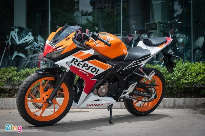 Honda CBR150R 2016 Repsol gia hon 100 trieu tai Ha Noi hinh anh 1