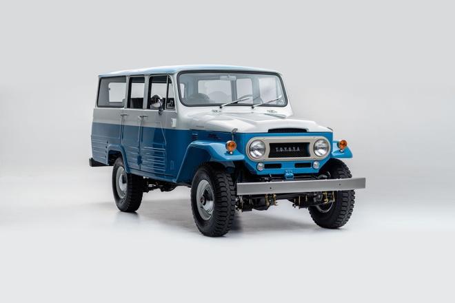 Toyota Land Cruiser dong nat hoi sinh bat mat hinh anh 4