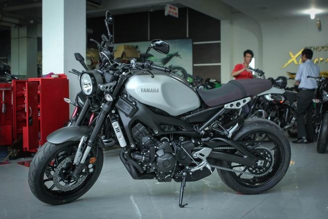 Yamaha XSR900 - moto 850 phan khoi gia hon 300 trieu hinh anh
