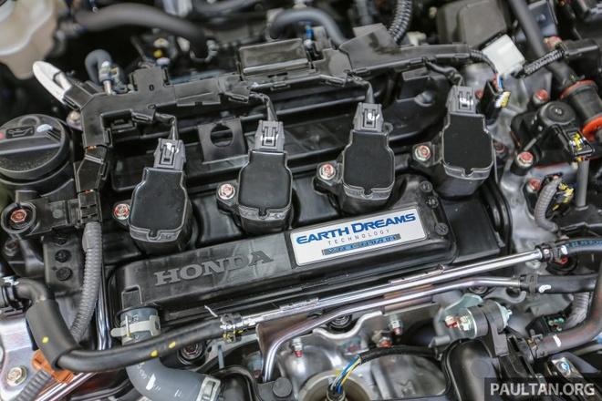 Honda Civic 2016 gia tu 28.000 USD tai Malaysia hinh anh 10