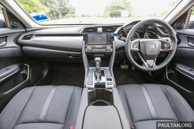 Honda Civic 2016 gia tu 28.000 USD tai Malaysia hinh anh 6