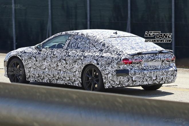 Audi A7 2018 xuat hien tren duong chay thu hinh anh 5