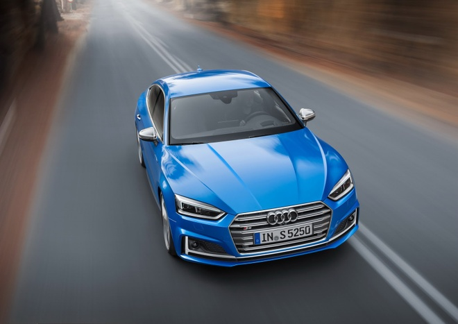 Audi A5, S5 Sportback 2017 trinh lang hinh anh