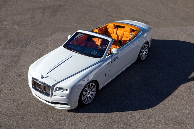 Novitec do Rolls-Royce Dawn dac biet cho nguoi noi tieng hinh anh