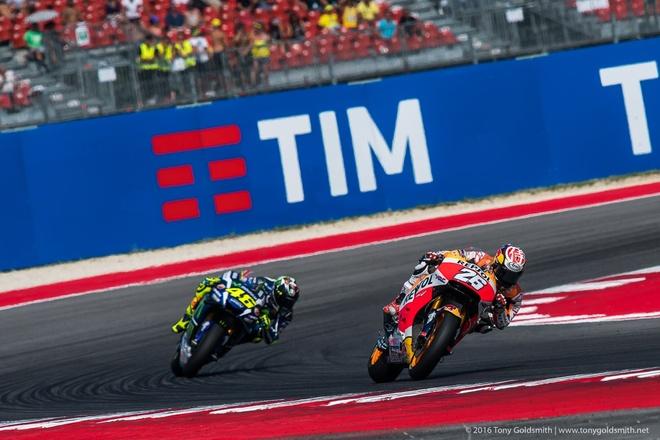MotoGP 2016 chang 13: Vuot mat Rossi, Pedrosa ve nhat hinh anh 3