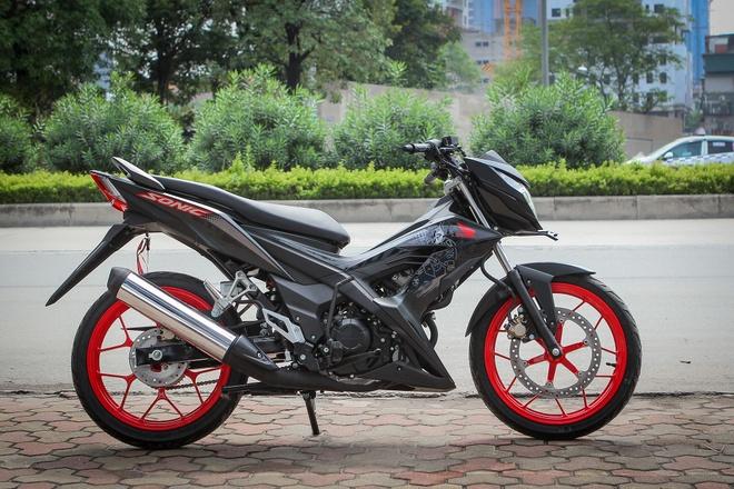 Honda Sonic 2017 gia hon 80 trieu tai Viet Nam hinh anh