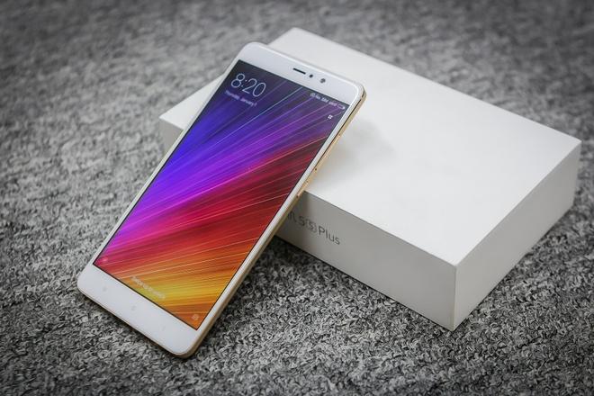 Xiaomi Mi 5s Plus dau tien ve Viet Nam gia hon 10 trieu hinh anh