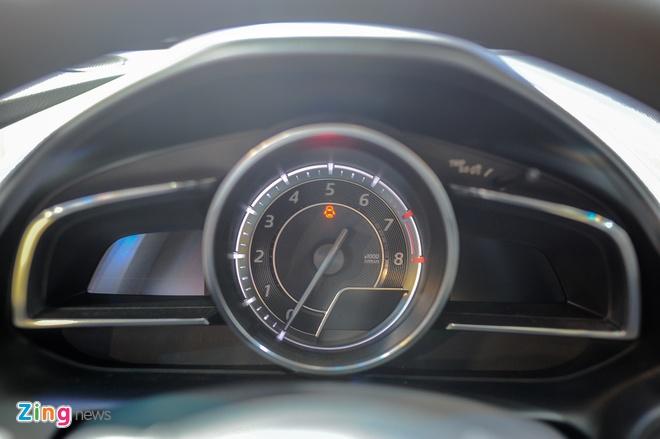 Chi tiet Mazda CX-3 - doi thu Ford EcoSport tai Viet Nam hinh anh 10