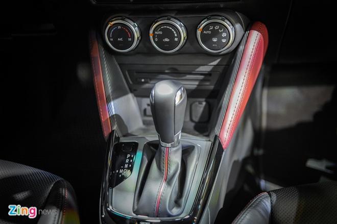 Chi tiet Mazda CX-3 - doi thu Ford EcoSport tai Viet Nam hinh anh 11