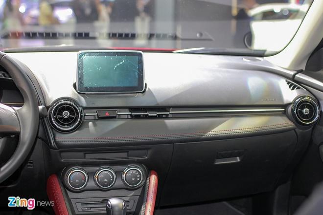 Chi tiet Mazda CX-3 - doi thu Ford EcoSport tai Viet Nam hinh anh 8