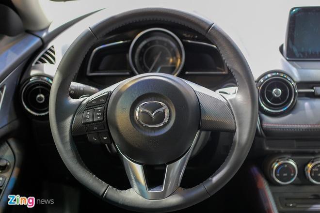 Chi tiet Mazda CX-3 - doi thu Ford EcoSport tai Viet Nam hinh anh 9
