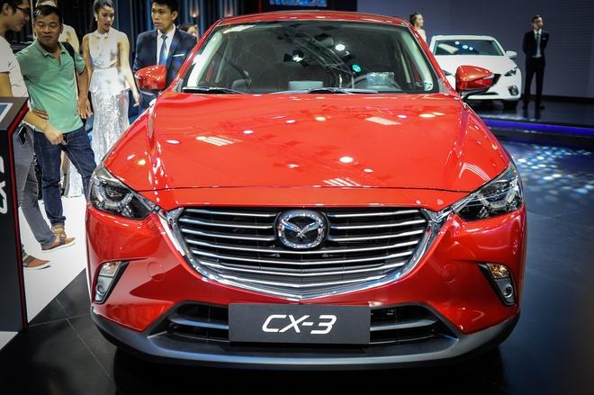 Chi tiet Mazda CX-3 - doi thu Ford EcoSport tai Viet Nam hinh anh