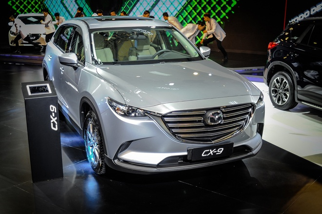 CX-9 2016 - SUV cao cap nhat cua Mazda den Viet Nam hinh anh