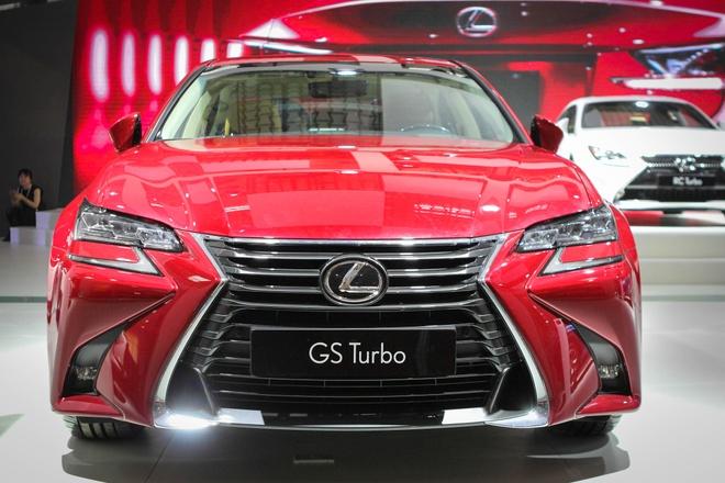 Lexus GS 200t gia 3,13 ty tai Viet Nam hinh anh